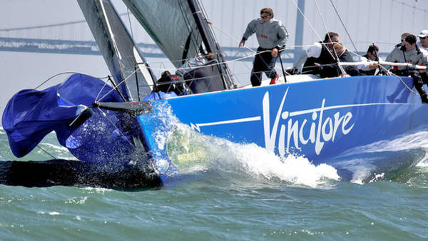 Photograph - San Francisco Sailing by Steven Lapkin