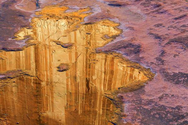 Don Photograph - Usa, Utah, Glen Canyon National by Jaynes Gallery