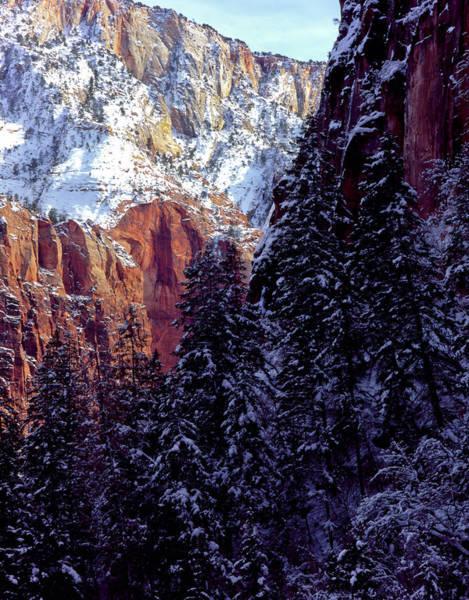 Zion National Park, Utah Art Print