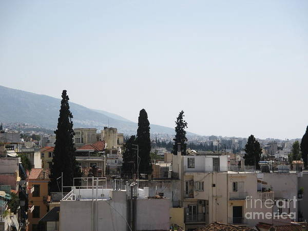 Photograph - Athens by Chani Demuijlder