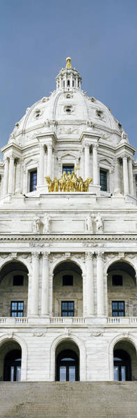 Wall Art - Photograph - Low Angle View Of A Government by Panoramic Images
