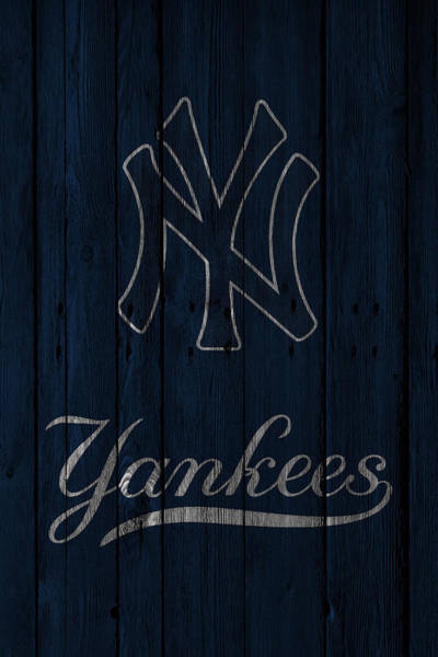 Outfield Wall Art - Photograph - New York Yankees by Joe Hamilton
