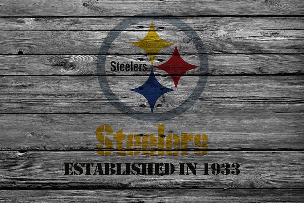 Wall Art - Photograph - Pittsburgh Steelers by Joe Hamilton