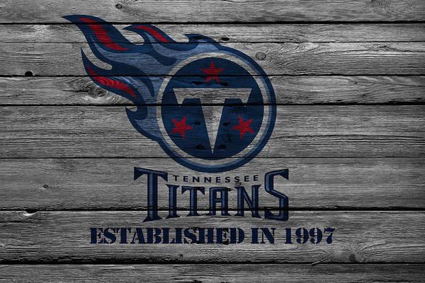 Wall Art - Photograph - Tennessee Titans by Joe Hamilton