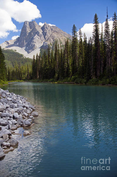 Photograph - 243p Emerald Lake by NightVisions