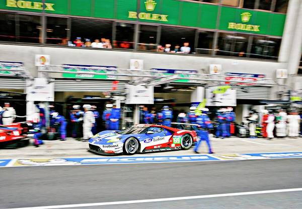 Wall Art - Photograph - Le Mans 2016 by Lewis Houghton/science Photo Library