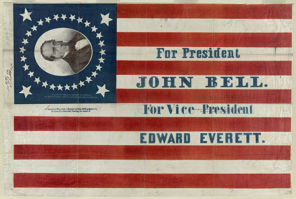 Wall Art - Painting - Presidential Campaign, 1860 by Granger