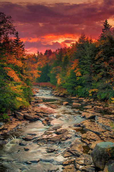 Blackwater Wall Art - Photograph - Usa, West Virginia, Blackwater Falls by Jaynes Gallery