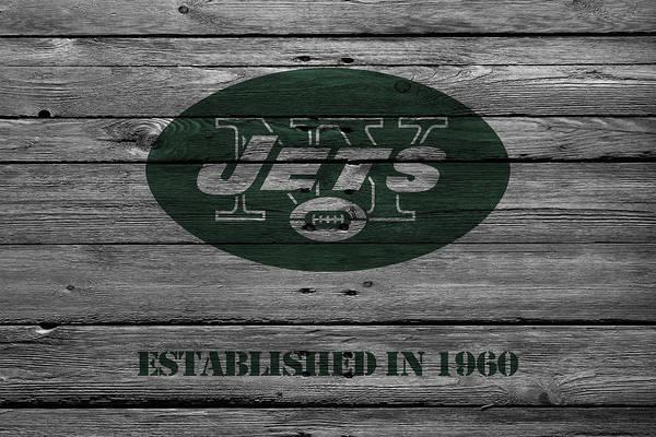 Wall Art - Photograph - New York Jets by Joe Hamilton