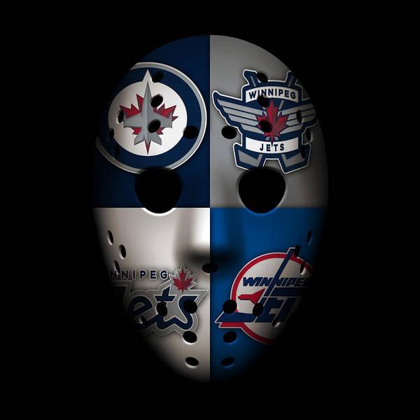 Wall Art - Photograph - Winnipeg Jets by Joe Hamilton