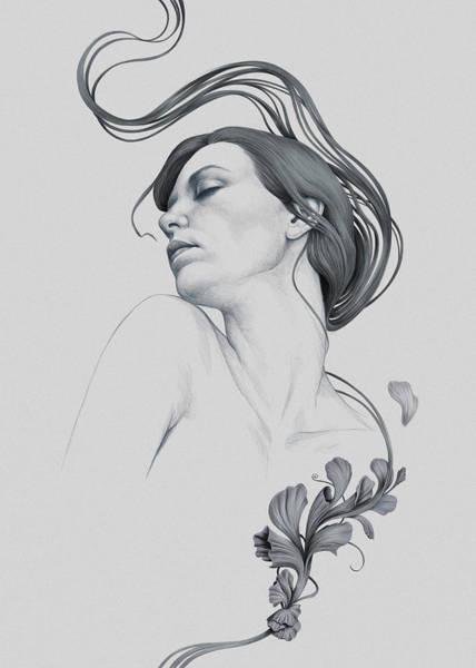 Hair Digital Art - 265 by Diego Fernandez