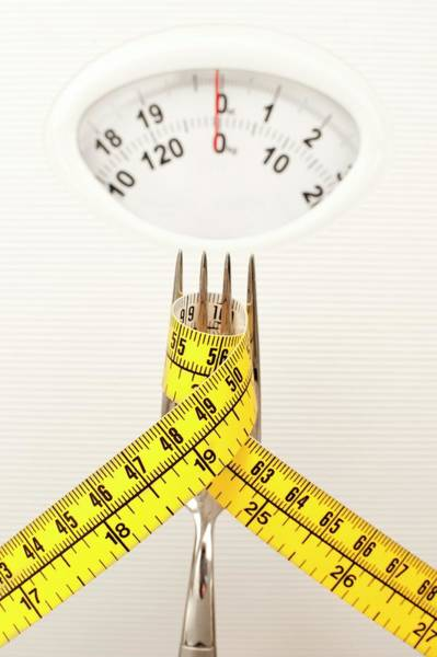 Wall Art - Photograph - Dieting by Ian Hooton/science Photo Library