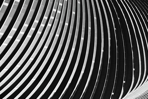 Photograph - Study Of Patterns And Lines by Roland Shainidze Photogaphy