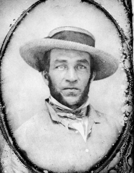 Photograph - Walt Whitman (1819-1892) by Granger