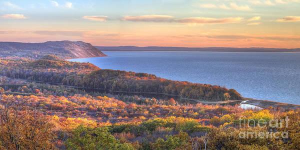Sleeping Bear Dunes Wall Art - Photograph - Fall In Sleeping Bear Dunes by Twenty Two North Photography