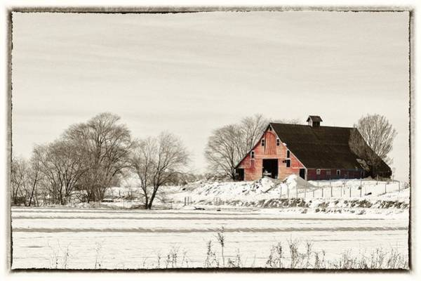 Bonneville County Photograph - Idaho Falls by Image Takers Photography LLC