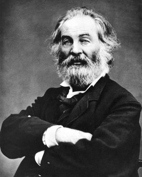 Photograph - Walt Whitman (1819-1892) by Granger