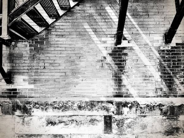 Line Wall Art - Photograph - 2pm Escape by Kreddible Trout