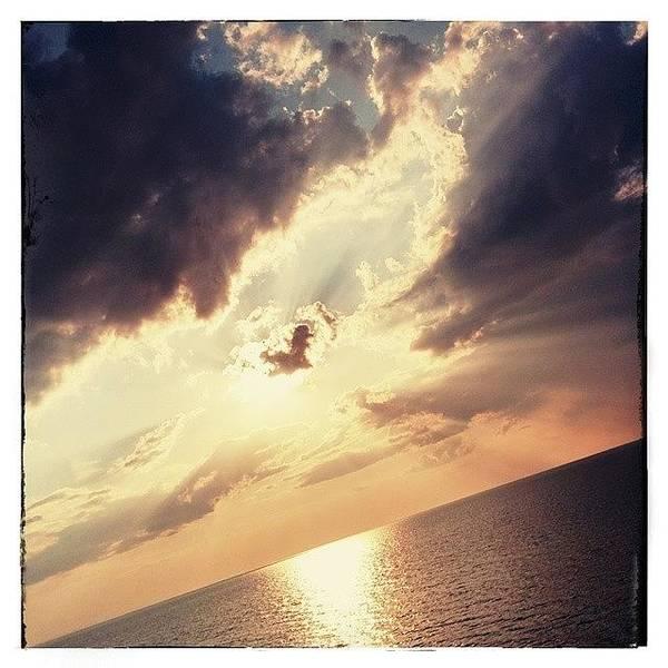Beautiful Sunrise Wall Art - Photograph - Солнечный путь by Raimond Klavins