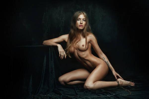 Nude Girls Photograph - *** by Constantin Shestopalov
