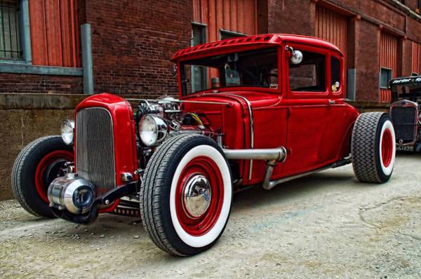 Photograph - 1931 Ford Hot Rod by Tim McCullough