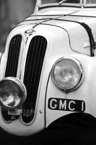 Photograph - 1937 Frazer Nash Bmw 328 by Jill Reger