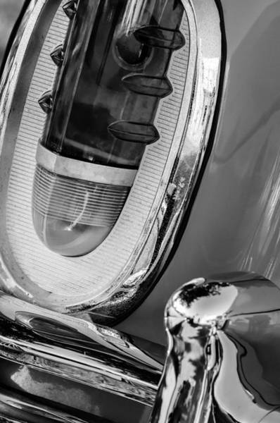 Photograph - 1955 Mercury Monterey Taillight by Jill Reger