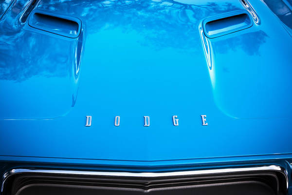 Photograph - 1972 Dodge 340 Challenger Painted  by Rich Franco