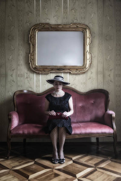 Forties Photograph - 40s Lady by Joana Kruse