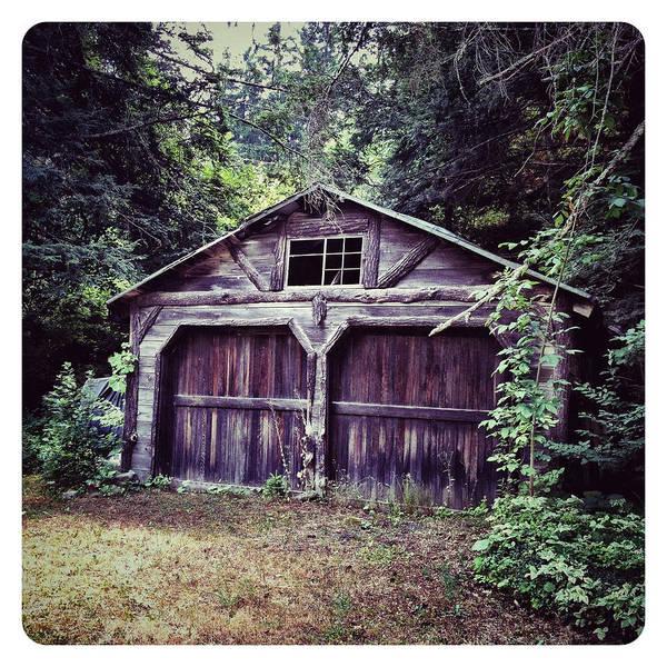Photograph - Abandoned Barn by Natasha Marco