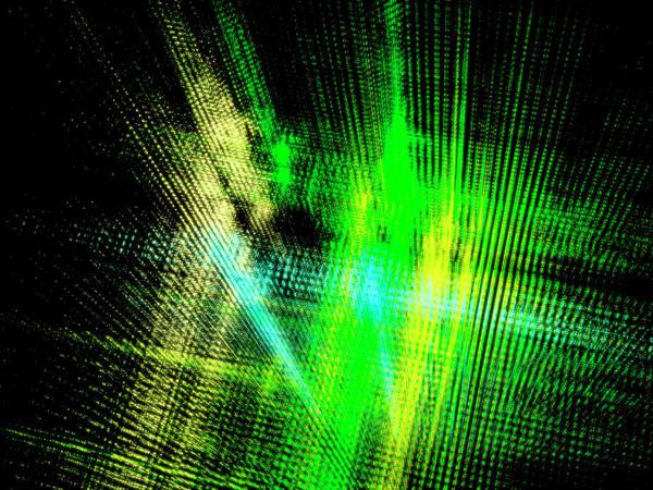 Computer Illustration Photograph - Abstract Computer Artwork by Laguna Design