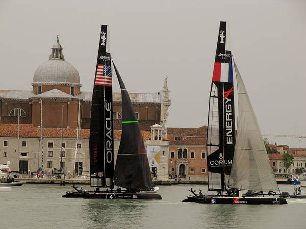 Ac45 Photograph - Acws In Venice by Lorenzo Tonello