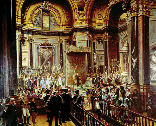 Wall Art - Painting - Alfonso Xii Of Spain (1857-1885) by Granger