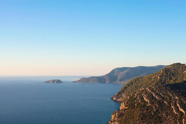 Late Afternoon Wall Art - Photograph - Alonissos by Tom Gowanlock