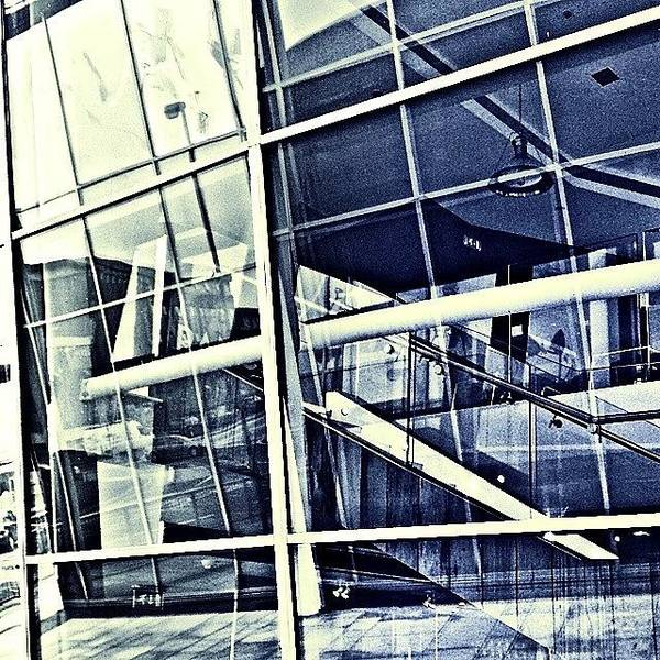 Pattern Photograph - Windows 3 by Jason Michael Roust