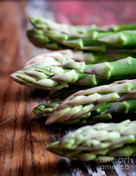 Wall Art - Photograph - Asparagus by Kati Finell