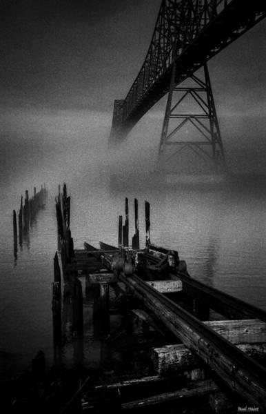 Astoria Bridge Photograph - Astoria-megler Bridge by Paul Haist