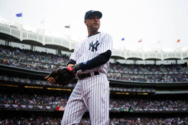 Yankee Stadium Photograph - Baltimore Orioles V. New York Yankees by Rob Tringali
