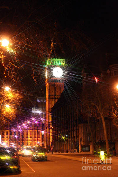 Photograph - Big Ben - London by Doc Braham