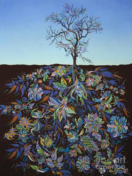 Blue Afternoon  Art Print