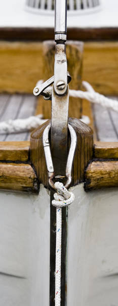 Wall Art - Photograph - Boat Detail by Frank Tschakert