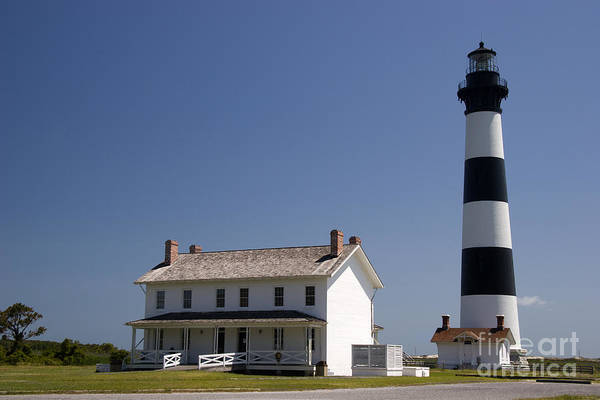 Photograph - Bodie Island Lighthouse by Jill Lang