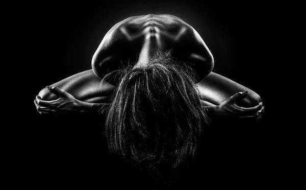 Bodyscape Wall Art - Photograph - Bodies by Jackson Carvalho