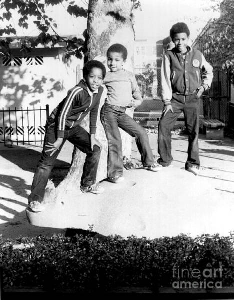 Photograph - 3 Boyz On A Turtle by Walter Neal