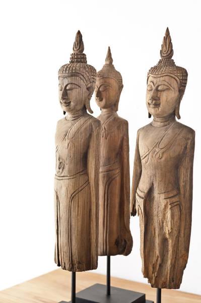 Photograph - Buddha Figurine  by U Schade