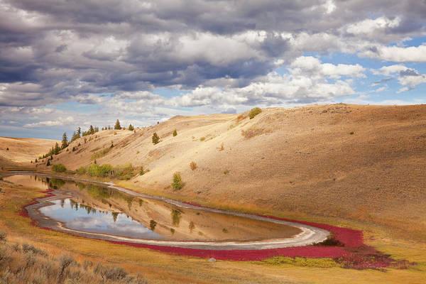 Wall Art - Photograph - Canada, British Columbia, Kamloops, Lac by Jaynes Gallery