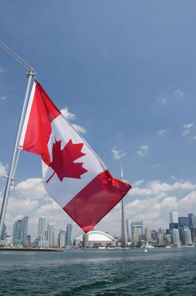 Cn Tower Wall Art - Photograph - Canada, Ontario, Toronto by Cindy Miller Hopkins
