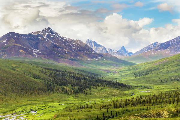 Yukon Territory Wall Art - Photograph - Canada, Yukon Territory by Jaynes Gallery