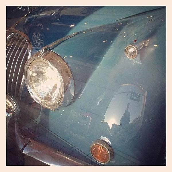 Jaguar Photograph - #car_czars #carporn #mv_cars by Mike Valentine