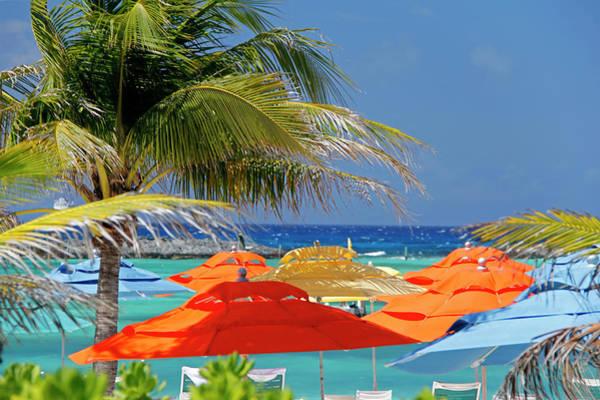 Wilt Photograph - Caribbean, Bahamas, Castaway Cay by Kymri Wilt
